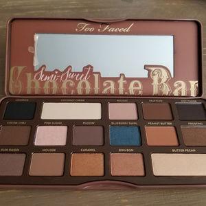 Too Faced Semi-Sweet Chocolate Bar Eyeshadow
